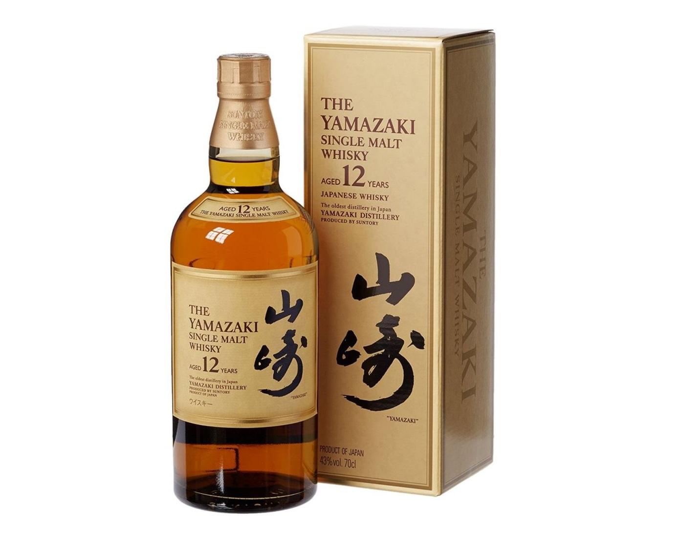Suntory Yamazaki Single Malt 12 anni