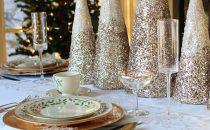 Tavola di Natale elegante: 25 ispirazioni da Pinterest