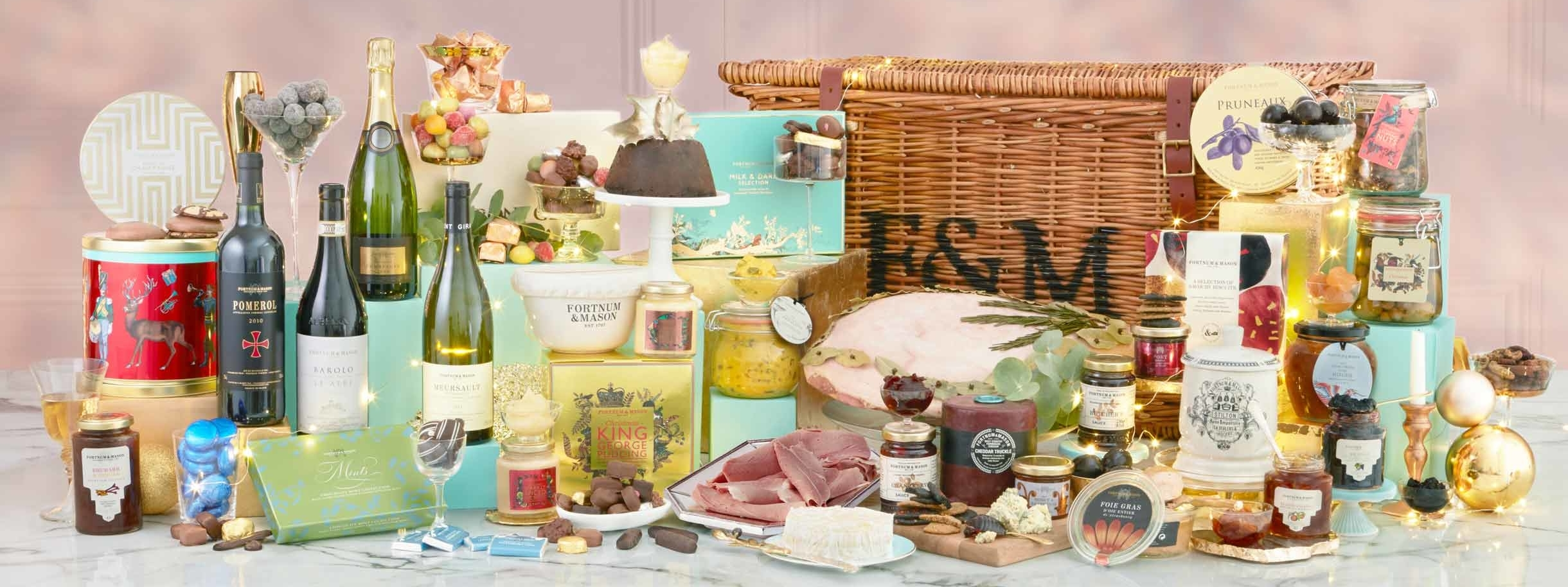 The Christmas Feast Hamper Fortnum & Mason