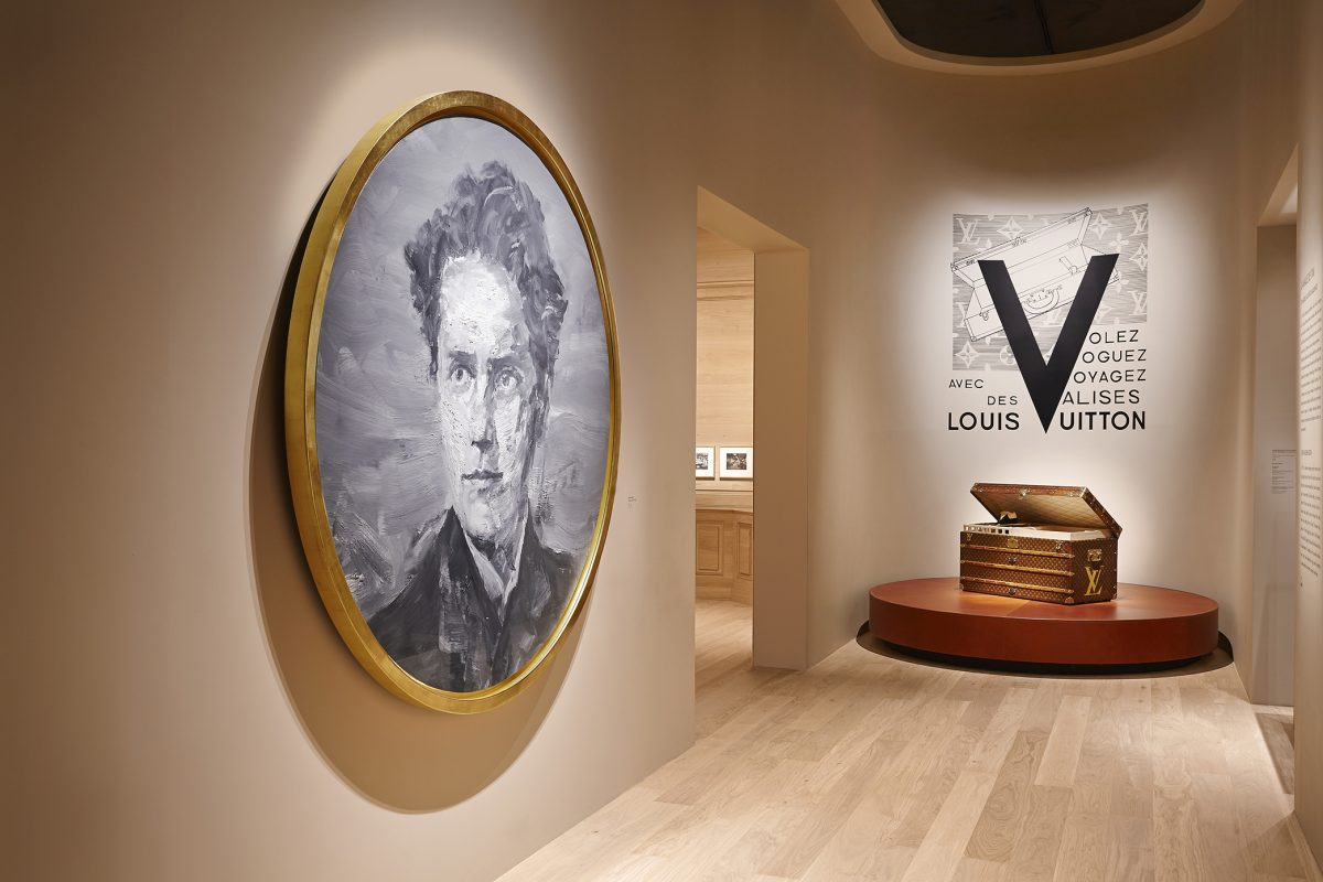 Volez, Voguez, Voyagez: la mostra di Louis Vuitton a New York