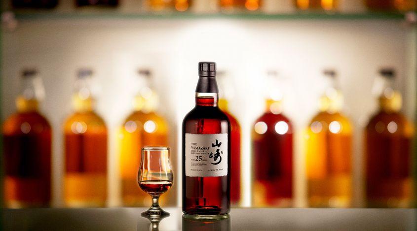 Whisky giapponesi migliori Yamazaki
