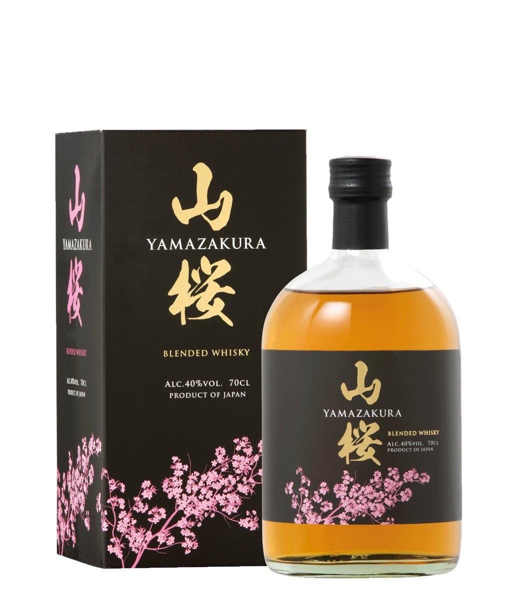 Whisky giapponesi migliori yamazakura
