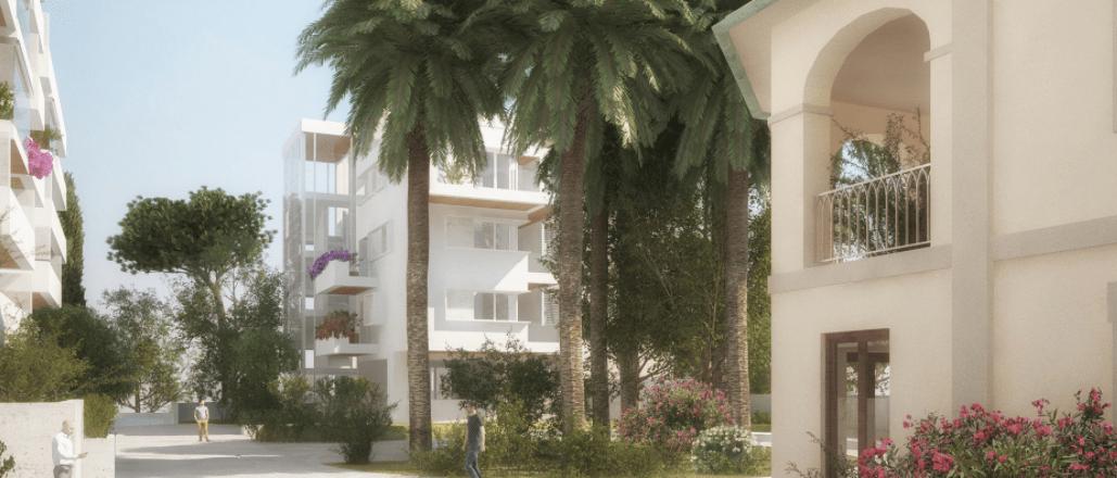 a roma il nuovo quartiere di lusso con vista su san pietro parco