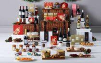 Come realizzare un cesto natalizio fai da te dal sapore luxury