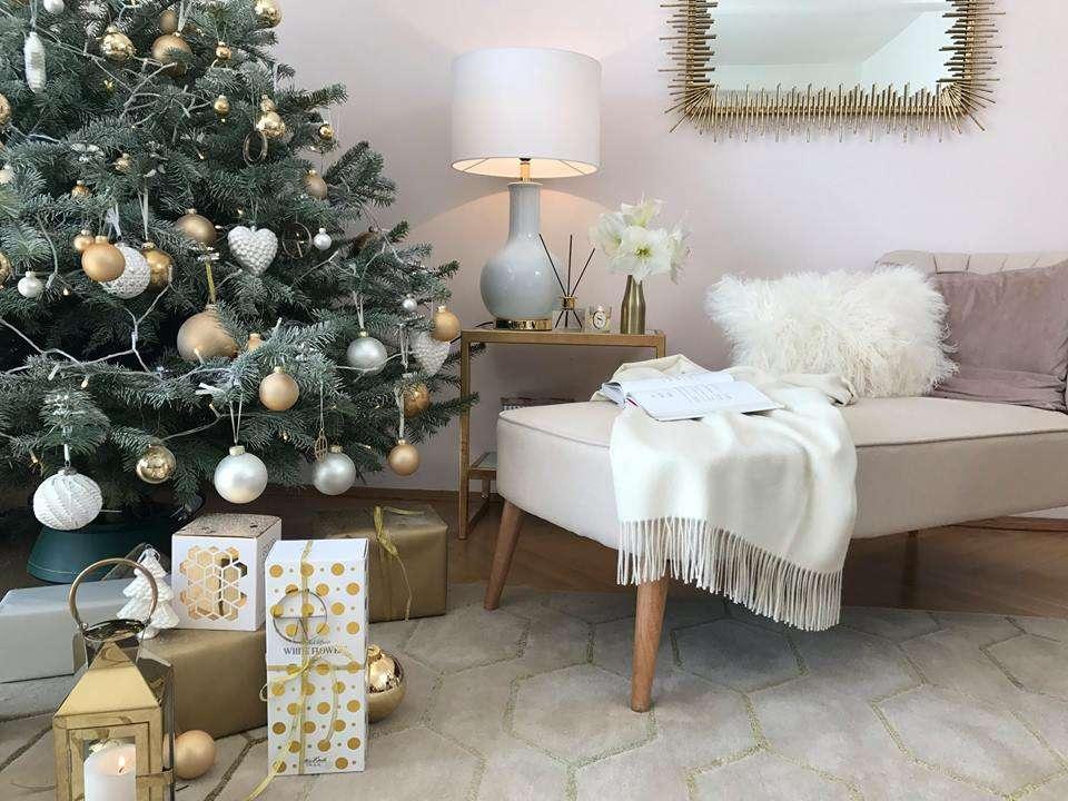 Alberi E Decorazioni Natalizie.Decorazioni Natalizie Le Proposte Del 2017 Per L Albero E La Casa Foto My Luxury