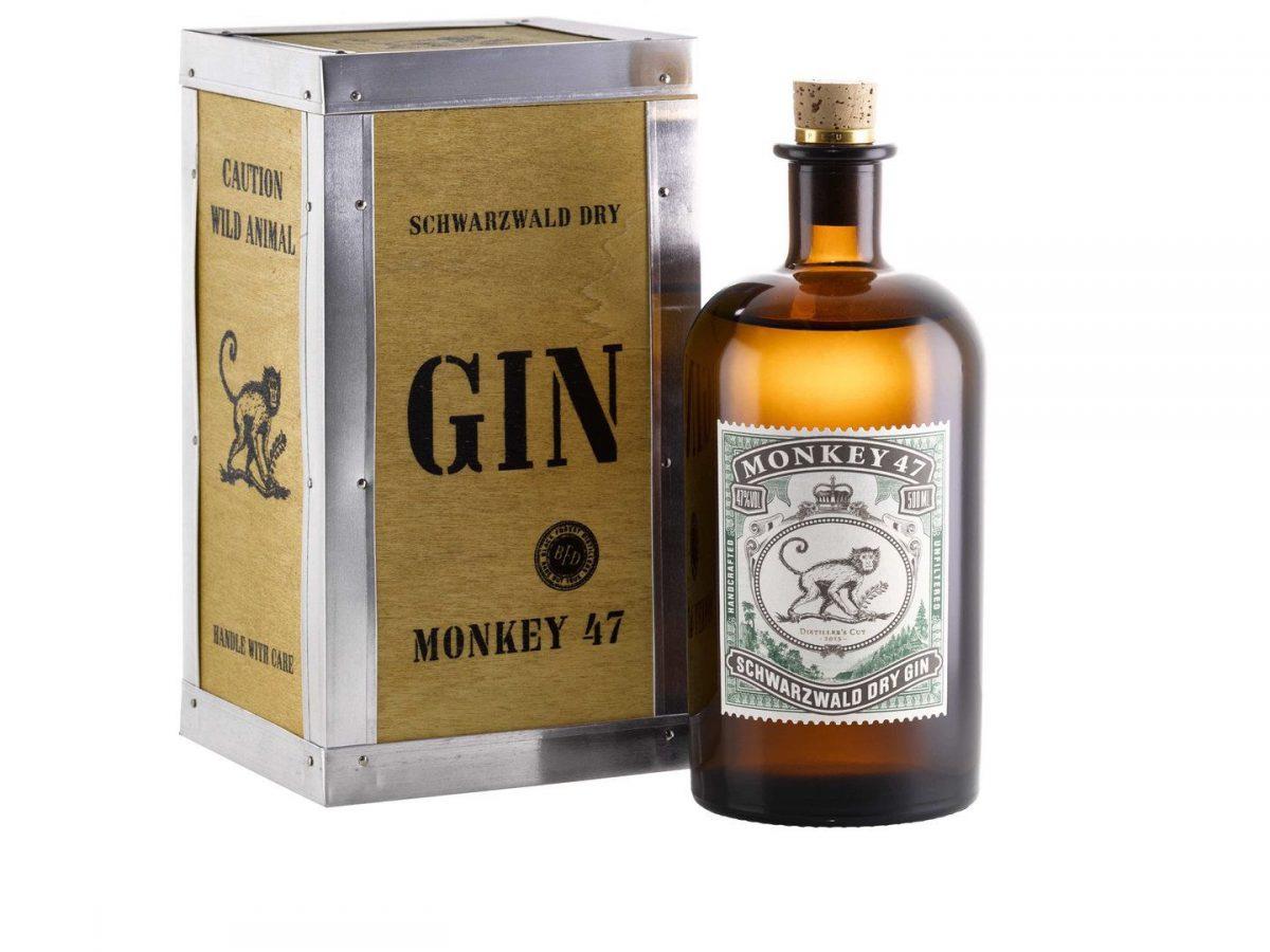 gin più costosi del mondo monkey 47