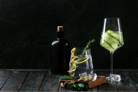 Gin costoso