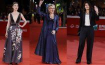 Festival del Cinema di Roma: gli outfit delle star nella capitale [FOTO]