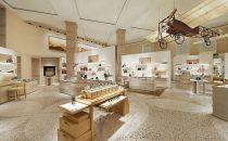 Louis Vuitton apre a Roma il suo terzo store in via del Tritone