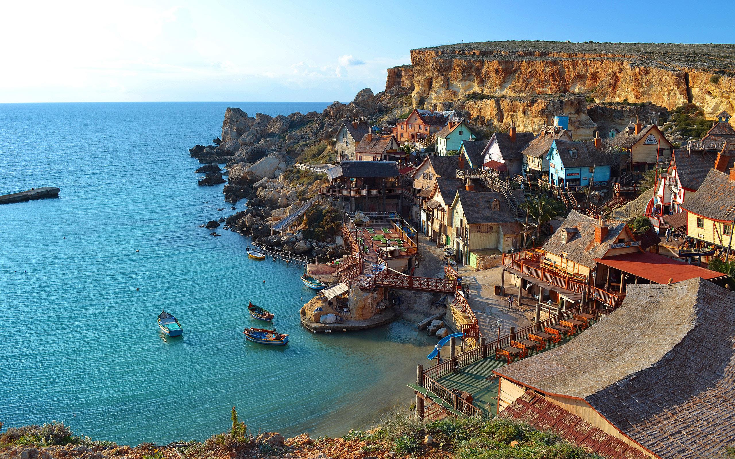 isola di gozo, malta