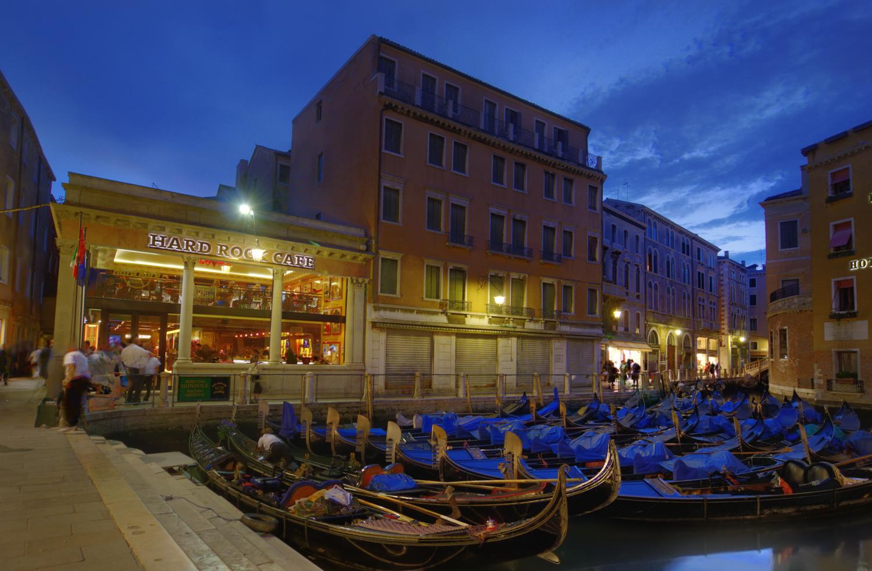 l'hard rock café di venezia