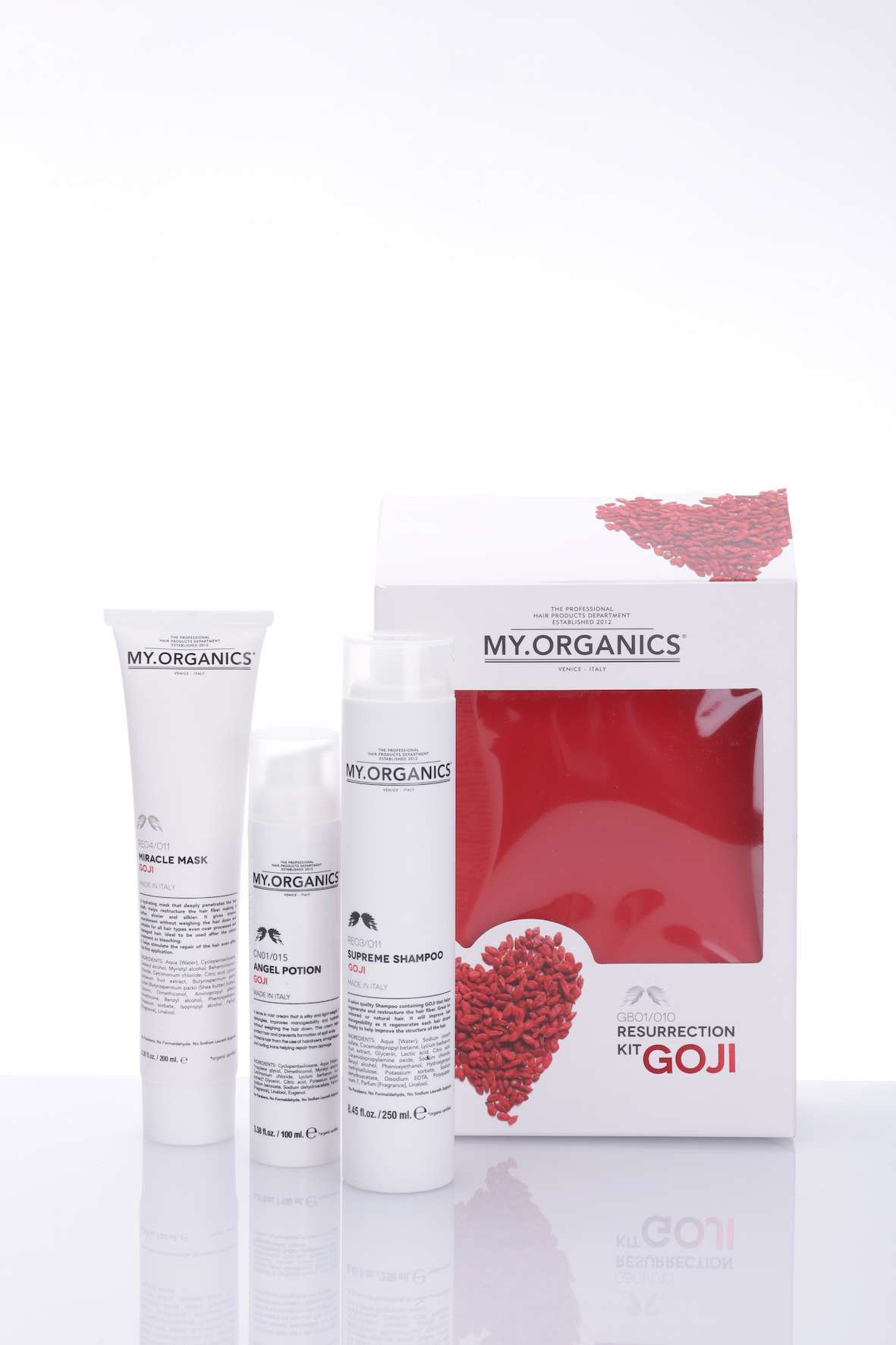 my organics gift box resurrection