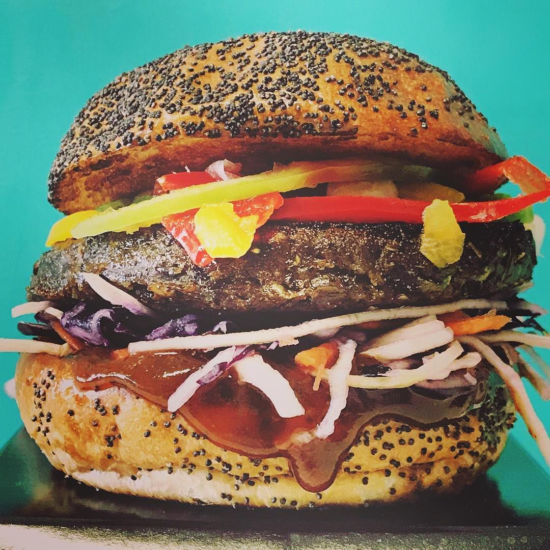 ristoranti vegetariani londra big v
