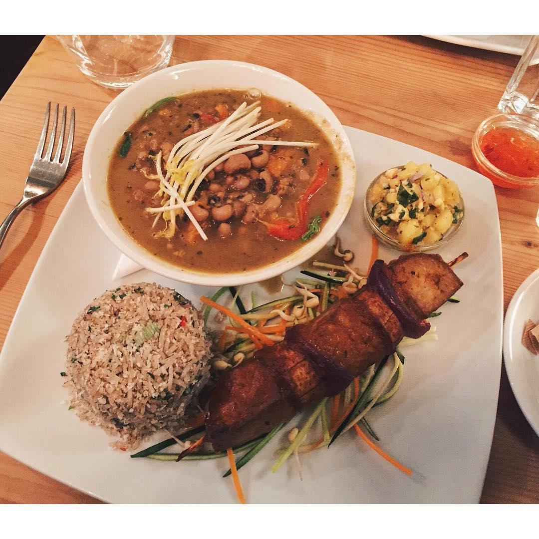 ristoranti vegetariani londra manna