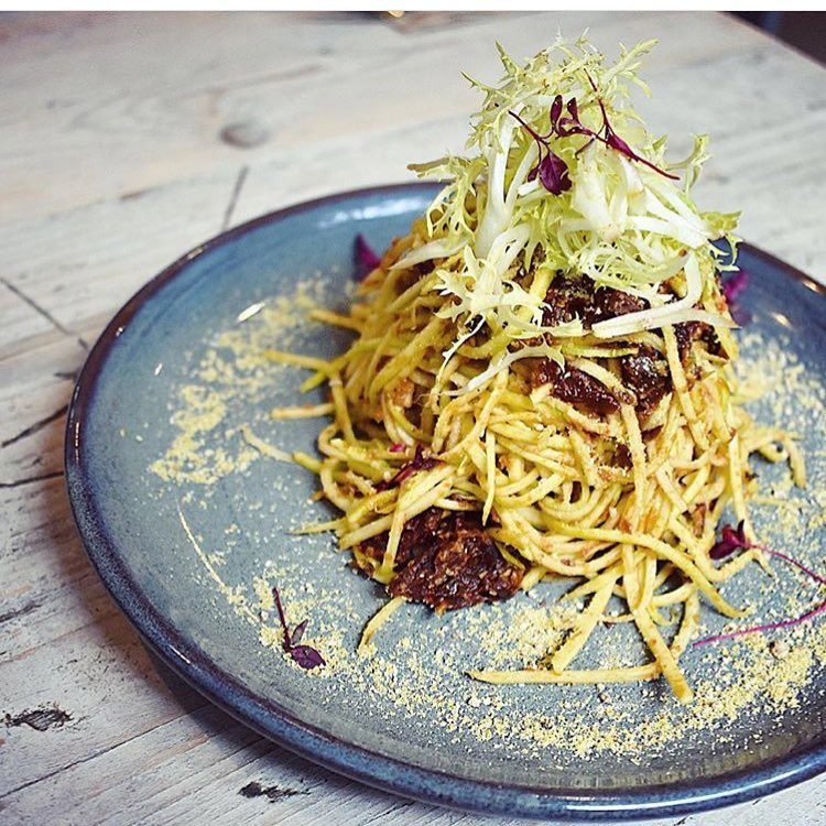 ristoranti vegetariani londra nama foods
