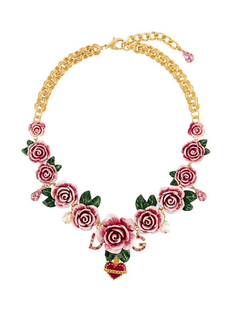 Collana Dolce & Gabbana 2018