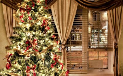 Le ville addobbate per Natale più belle di Pinterest