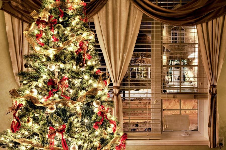 Immagini Piu Belle Di Natale.Le Ville Addobbate Per Natale Piu Belle Di Pinterest My Luxury