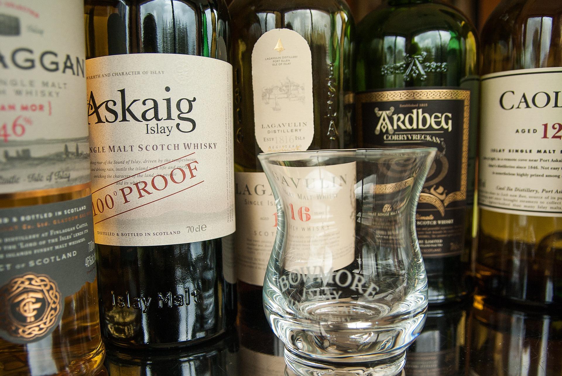 Whisky scozzese le migliori marche