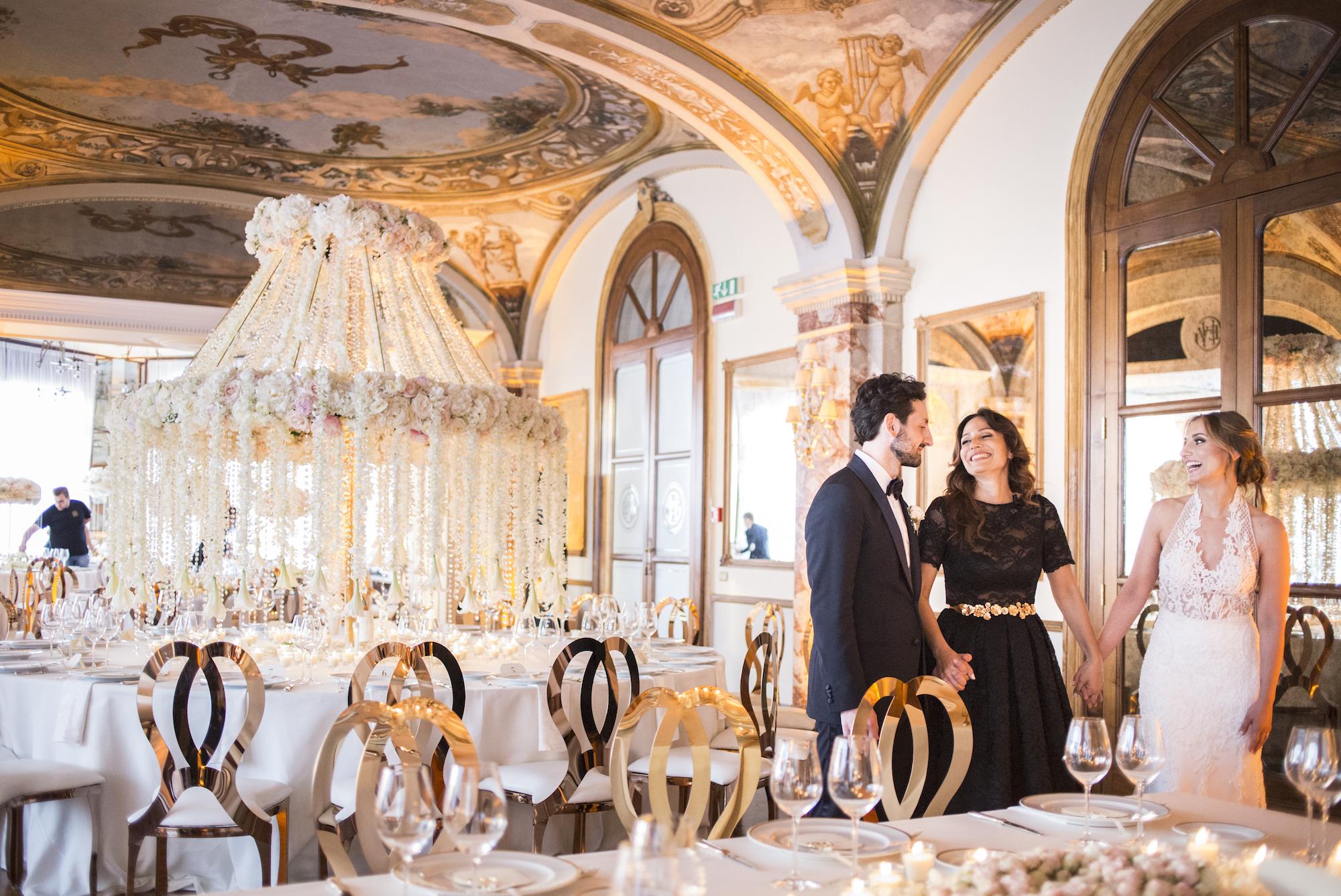 cira lombardo mondo wedding