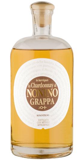 grappa barricata Chardonnay Barrique nonino