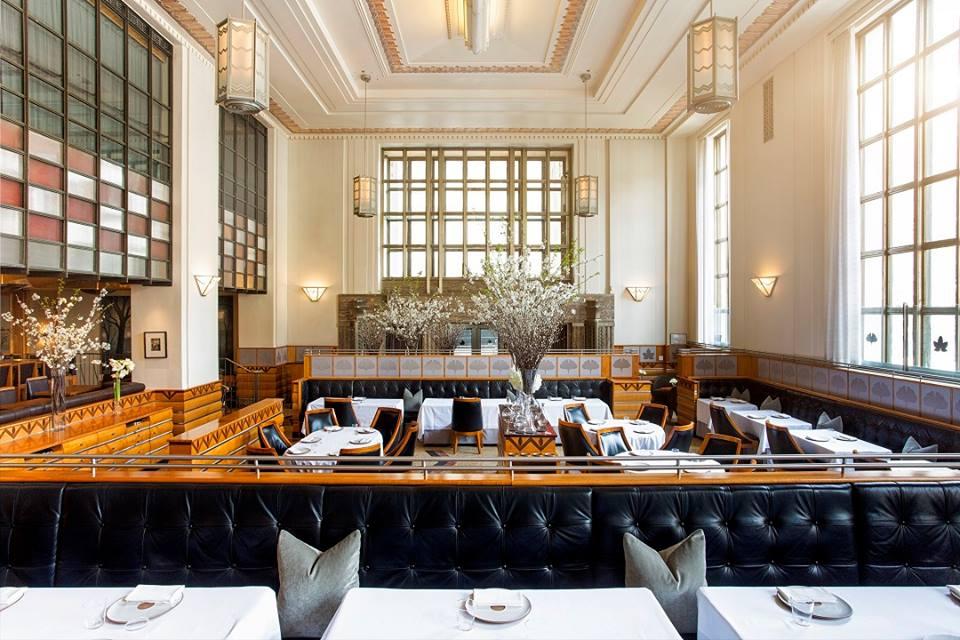 mete esclusive capodanno cena migliore ristorante del mondo Eleven Madison Park