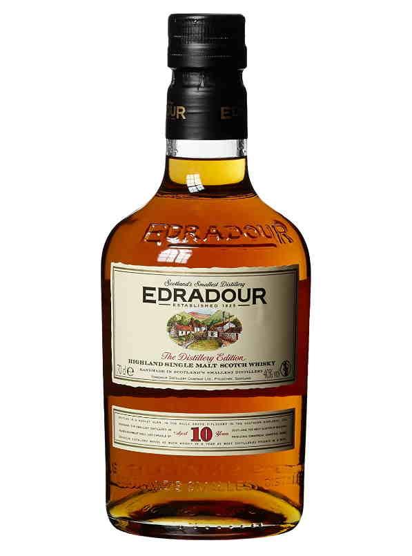 Whisky scozzese edradour