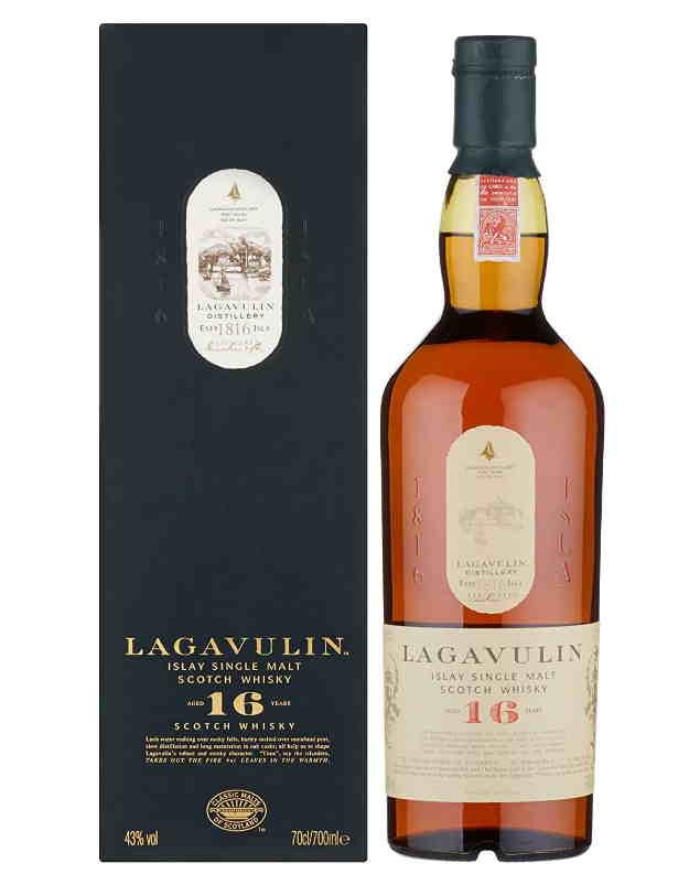 Whisky scozzese Lagavulin