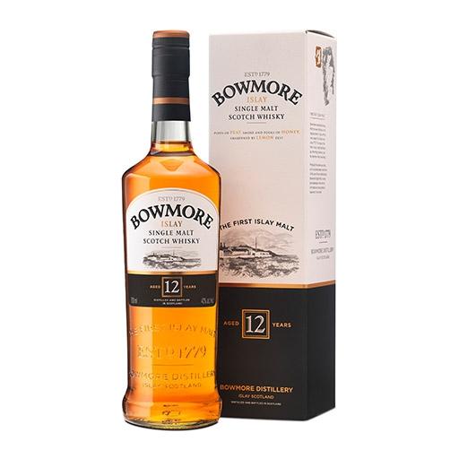 whisky scozzesi marche bowmore