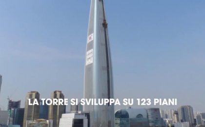 Scopri i 5 grattacieli più alti del mondo