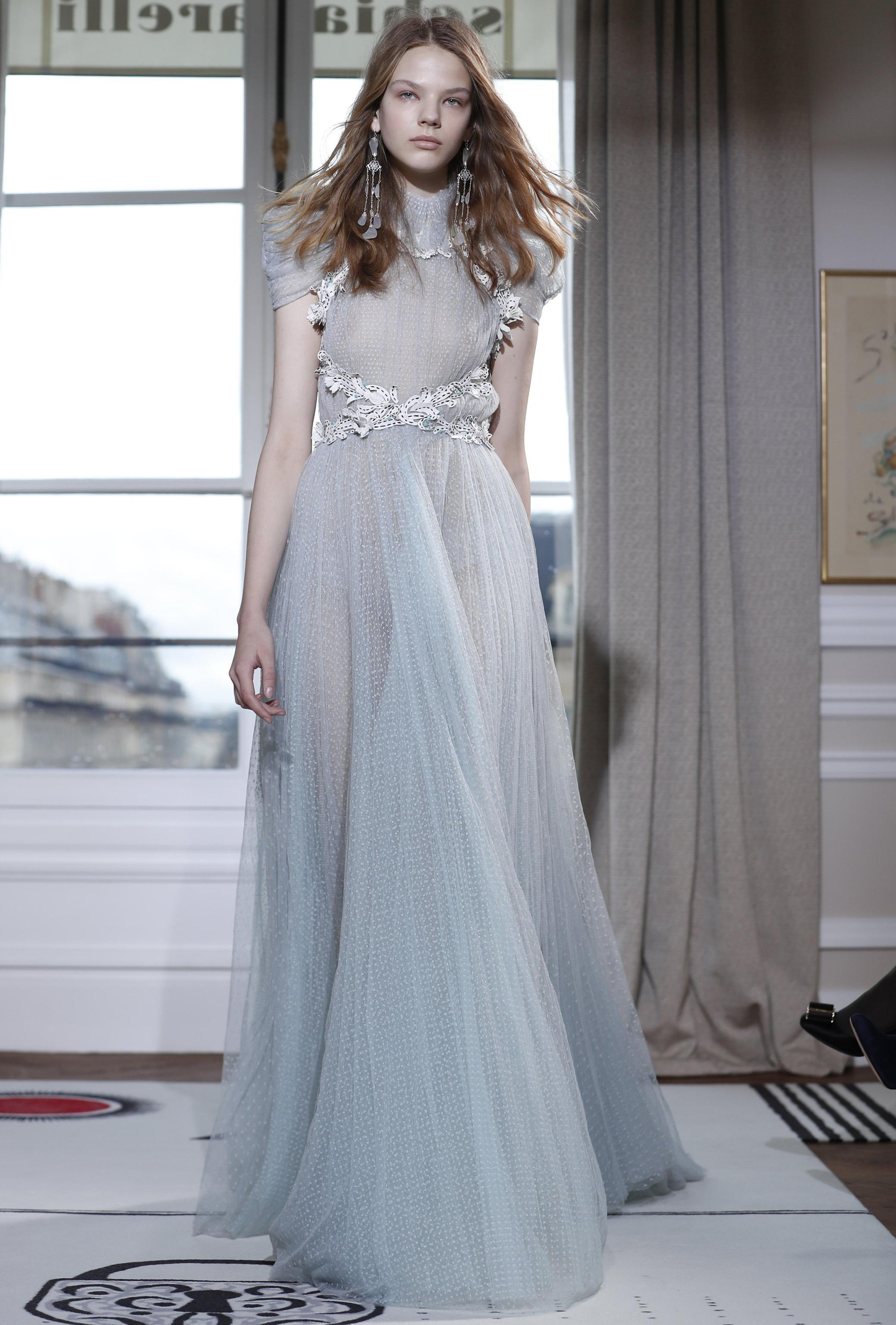 Abito Schiaparelli Paris Haute Couture gennaio 2018