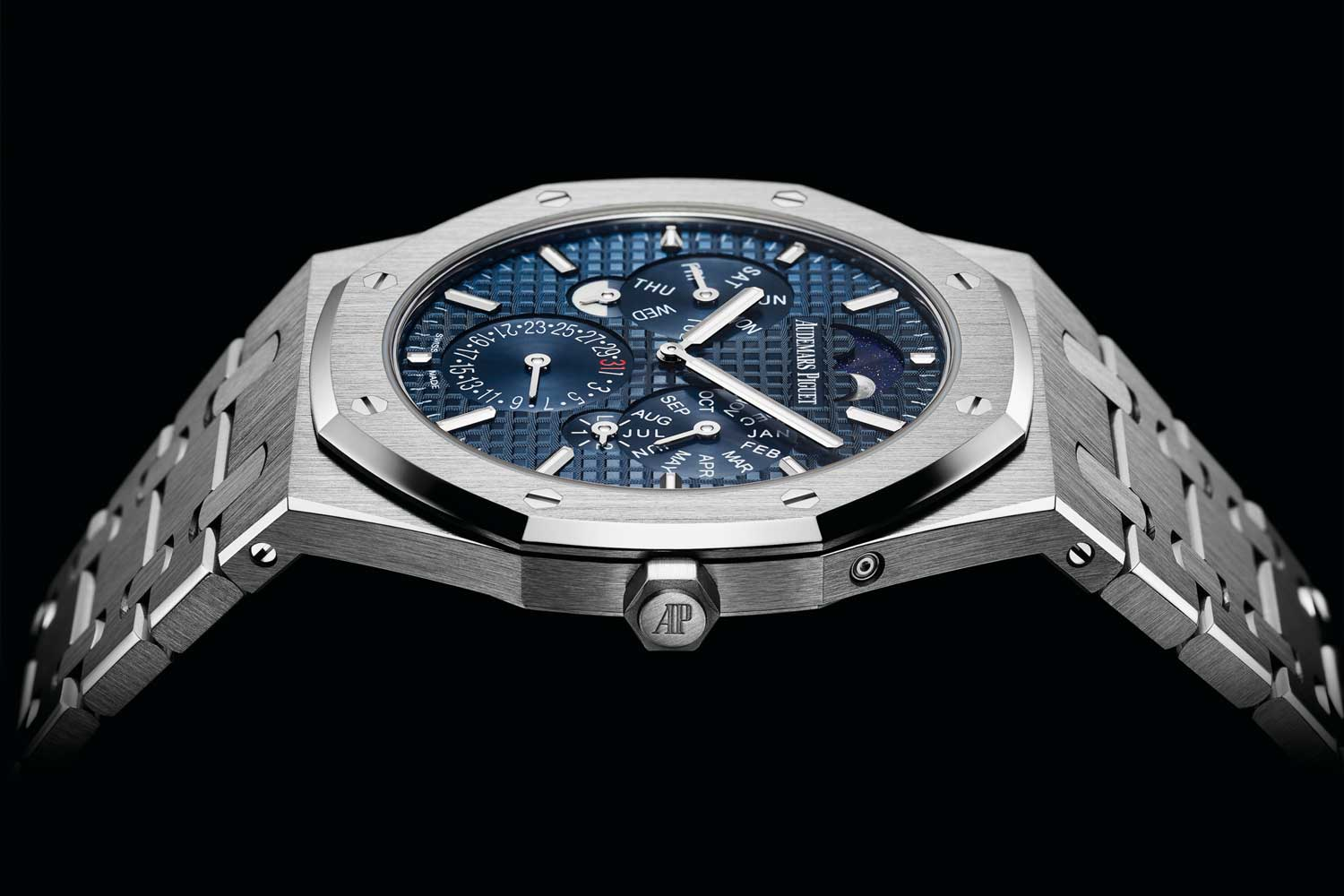 Audemars Piguet Royal Oak RD#2 Perpetual Calendar Ultra Thin sihh 2018