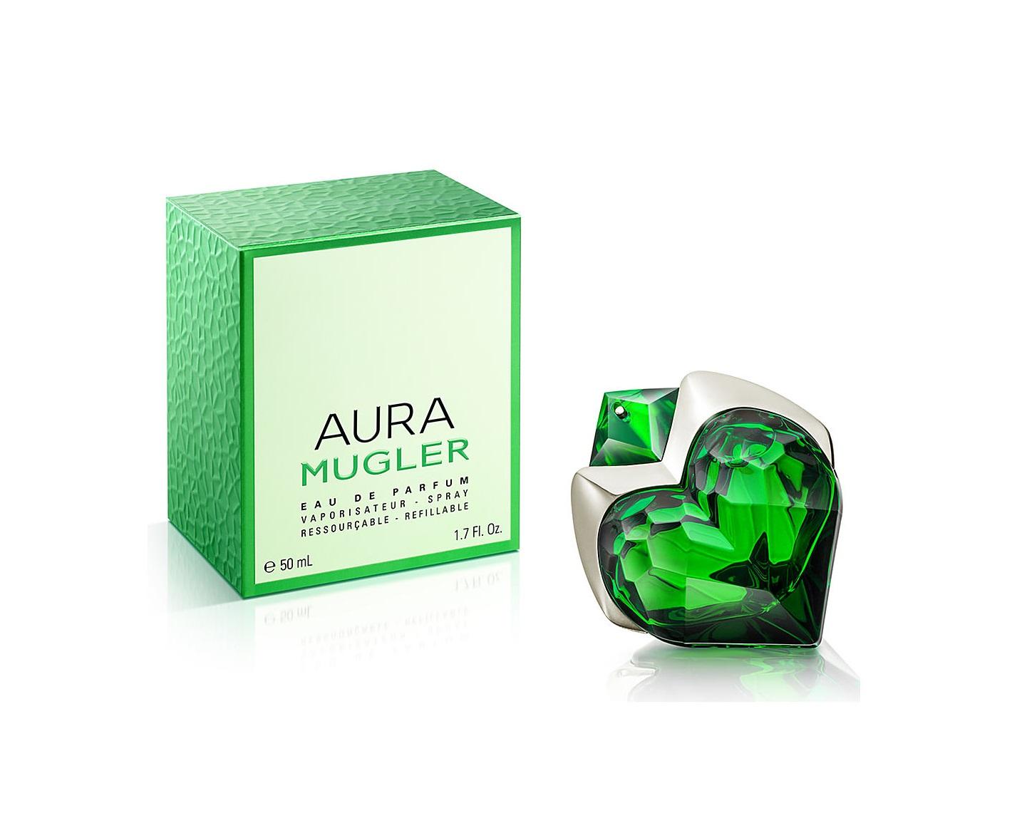 Aura Mugler by Thierry Mugler profumi di nicchia 2018
