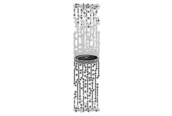 Baignoire Étoilée Cartier con cristalli shii 2018