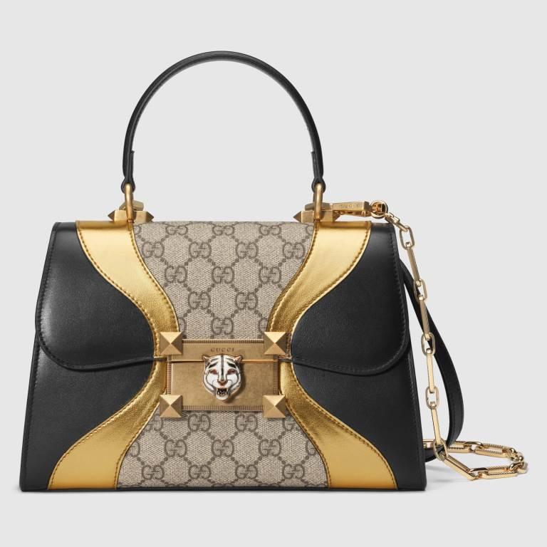 Borsa a mano Gucci GG Supreme Osiride regali san valentino 2018