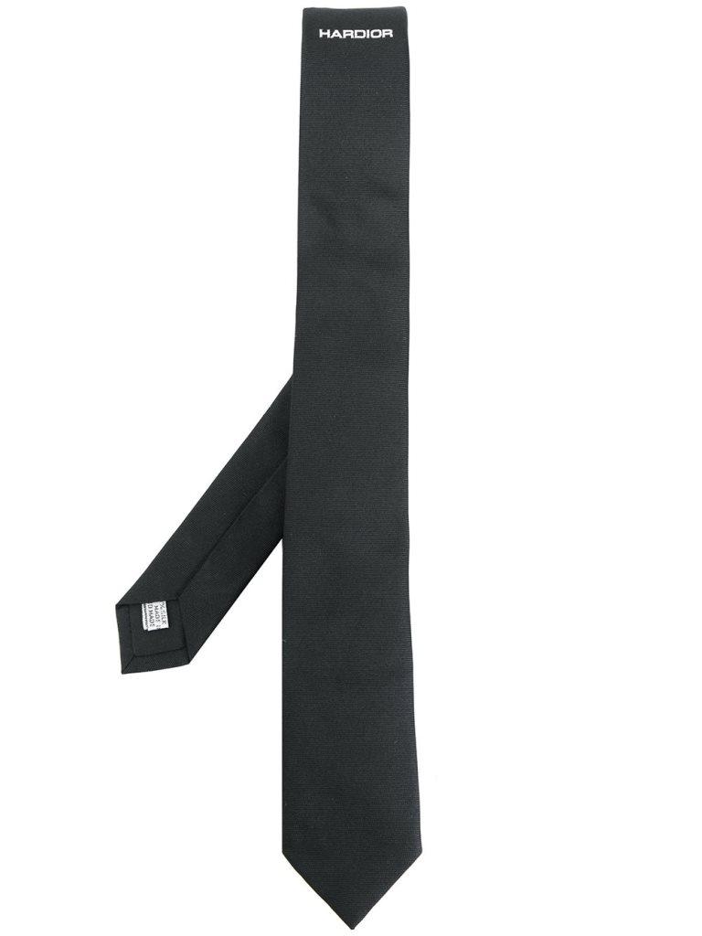 Cravatta in seta nera Dior Homme regali san valentino 2018 di lusso