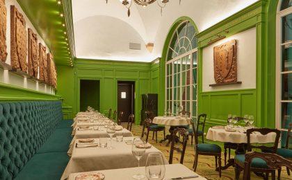 Gucci Osteria a Firenze: Massimo Bottura firma il menù del ristorante all'interno del Gucci Garden