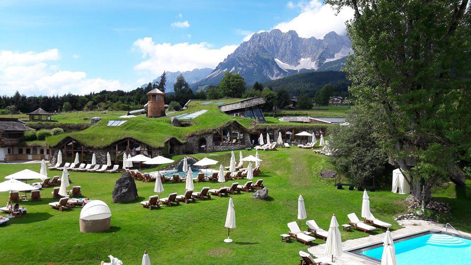 Il Bio Hotel Stanglwirt sulle montagne del Tirolo viaggi 2018