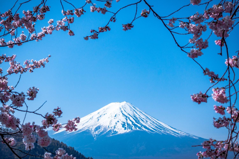 Il monte Fuji in Giappone viaggi 2018