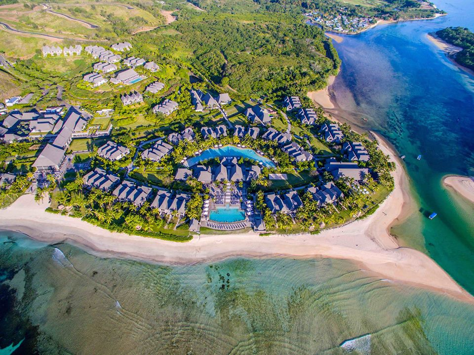 InterContinental Fiji Golf Resort and Spa alle Fiji viaggi di nozze 2018