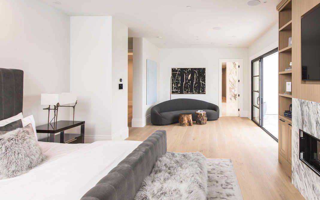 La nuova abitazione di Los Angeles per la star del basket James LeBron (5)