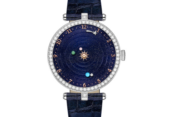 Orologio da donna Van Cleef & Arpels Lady Arpels Planetarium shii 2018