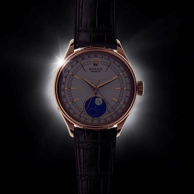 Orologio da uomo Rolex Cellini Moonphase