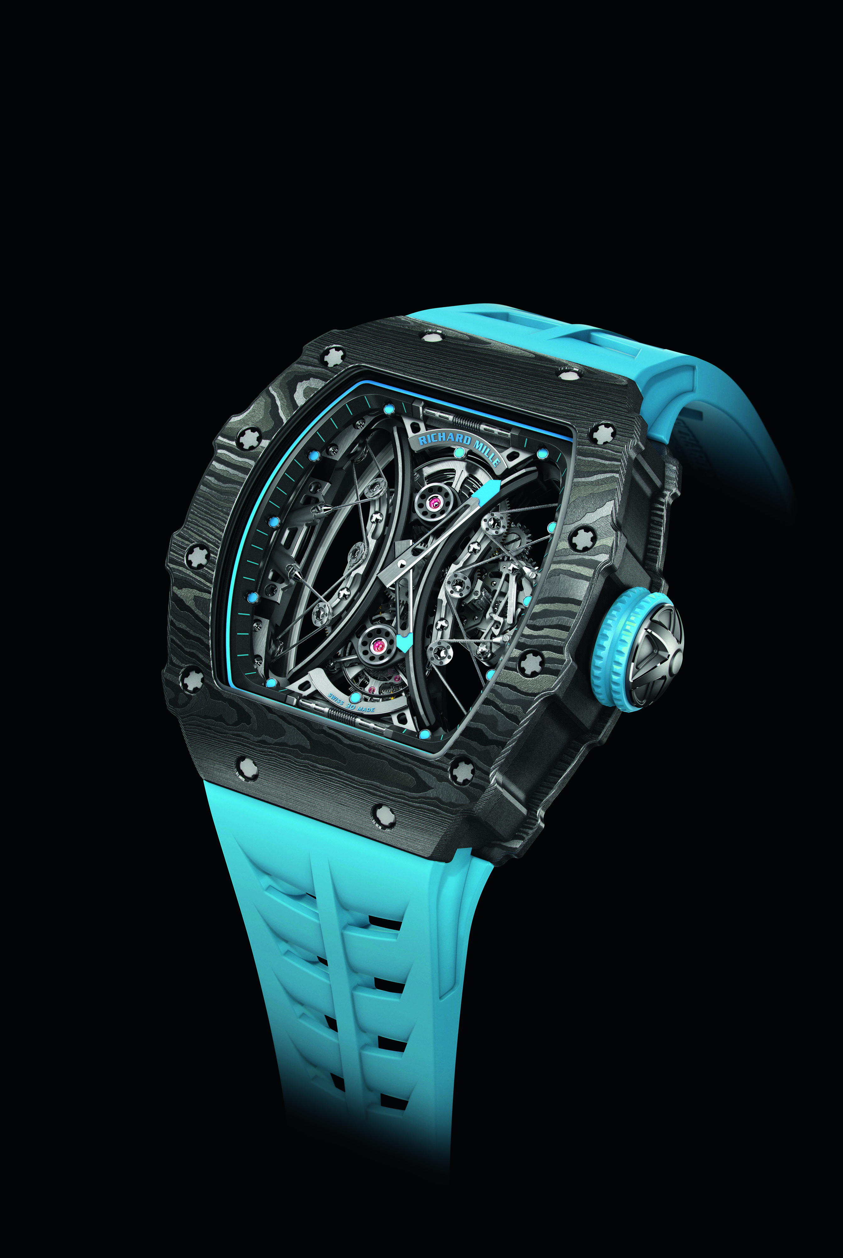 RM 53 01 TOURBILLON PABLO MAC DONOUGH orologi sihh 2018