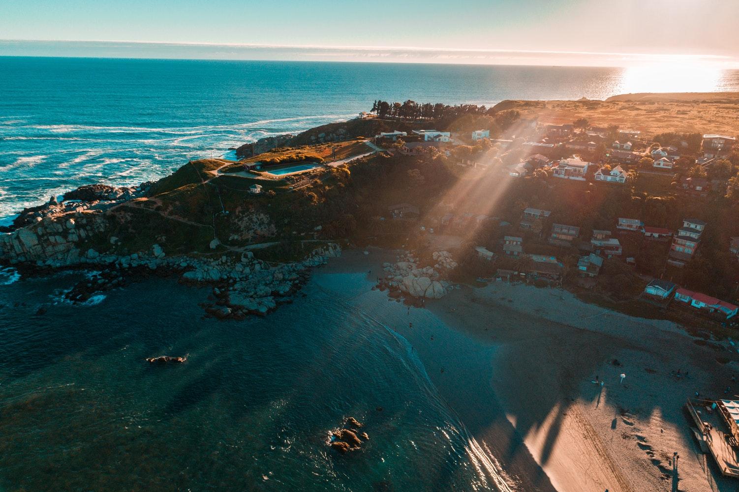 Ritoque, in Cile viaggi di lusso 2018