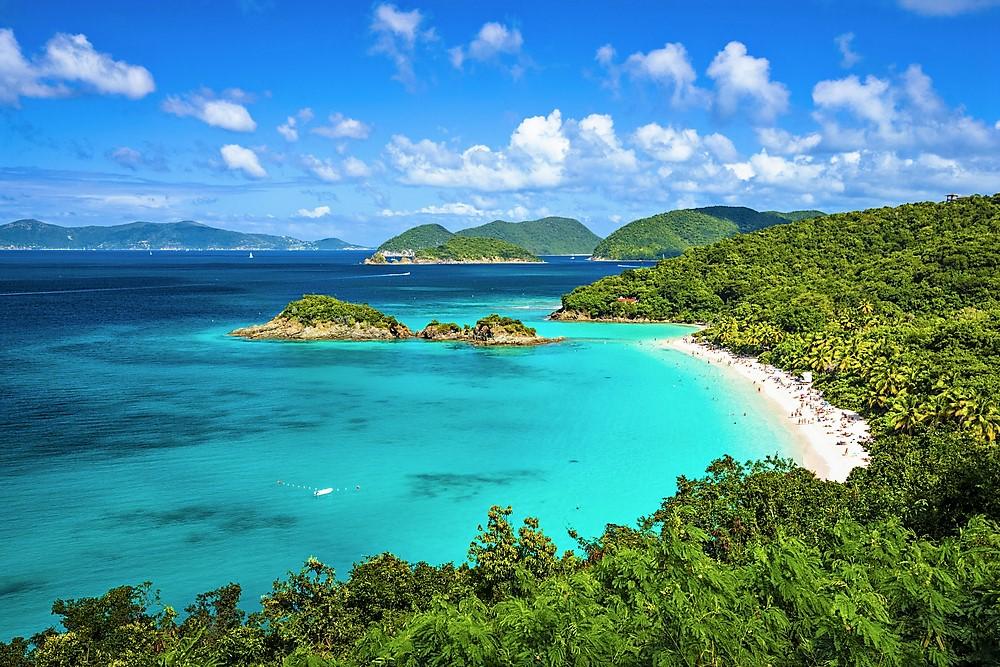 Saint John, Isole Vergini viaggi 2018 di lusso