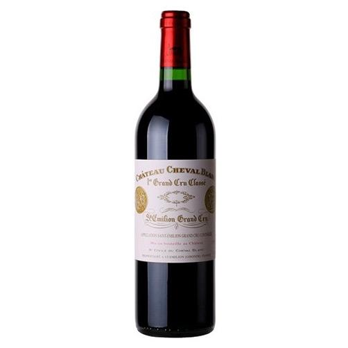 St Emilion Château Cheval Blanc 1er Grand Cru Classé A 2000 regali san valentino 2018