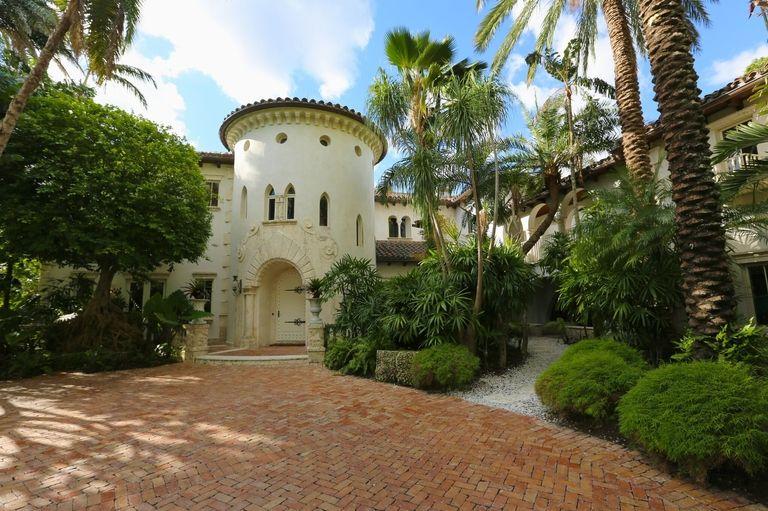 Venduta a Miami Beach la casa di Lenny Kravitzs (2)