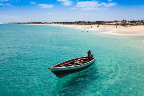 Spiagge Capo Verde