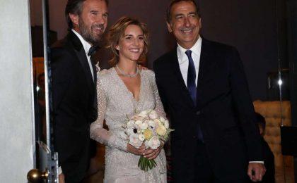 Carlo Cracco sposa Rosa Fanti: il matrimonio dello chef a Palazzo Reale a Milano